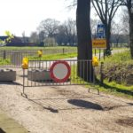 Ook beide grensovergangen Bocholt-Stramproy dicht