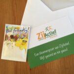 Cadeautje voor ZijActief-leden