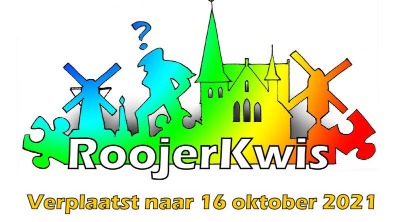 RoojerKwis verplaatst naar 2021