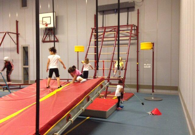 Sport na school ook in Stramproy!