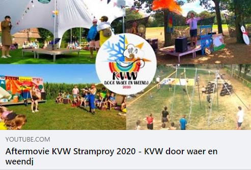 Aftermovie KVW Stramproy 2020